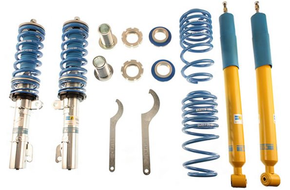 t5 t6 lowering on bilstein b14 coilovers including. Black Bedroom Furniture Sets. Home Design Ideas