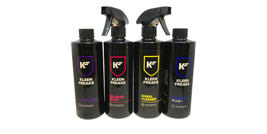 Kleen Freaks Detailing Products