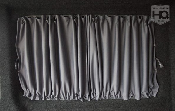 Driver Side Curtains