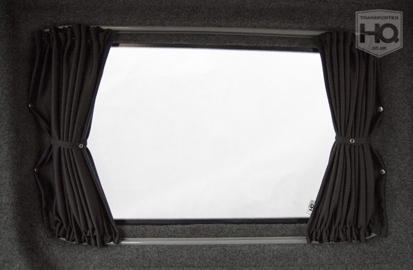 Rear Quarter Curtains