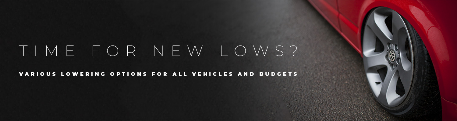 lowering options banner