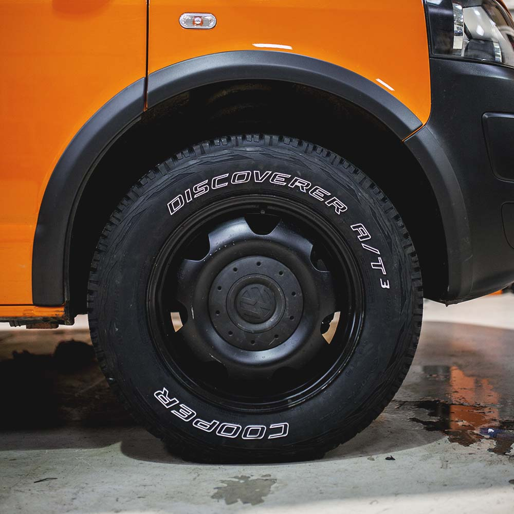 4 X Cooper Discoverer At3 Sport All Terrain Tyres 245 65