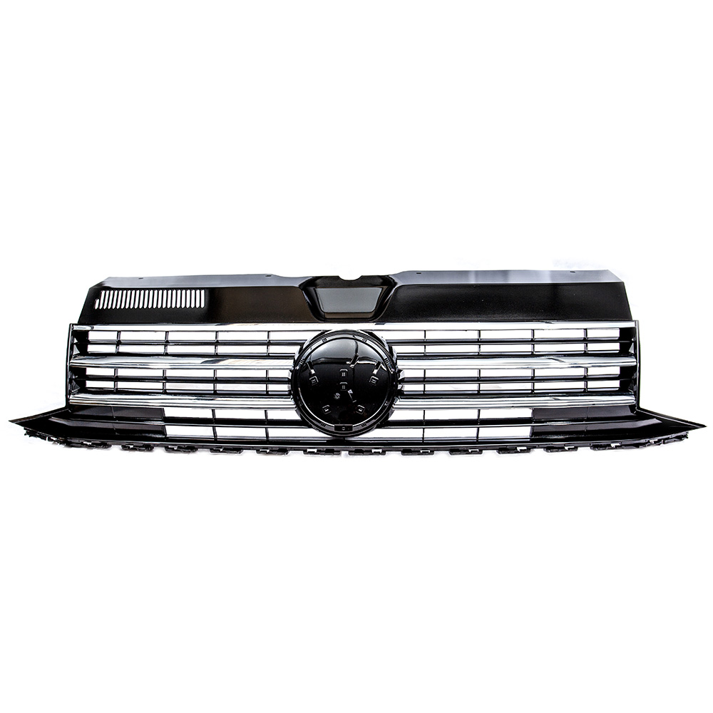 T6 Gloss Black Caravelle Style Grill T5 T6 Exterior Styling Transporter Hq