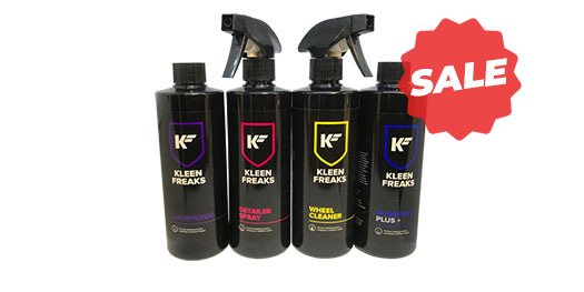 CLEARANCE: Kleen Freaks Detailing Products