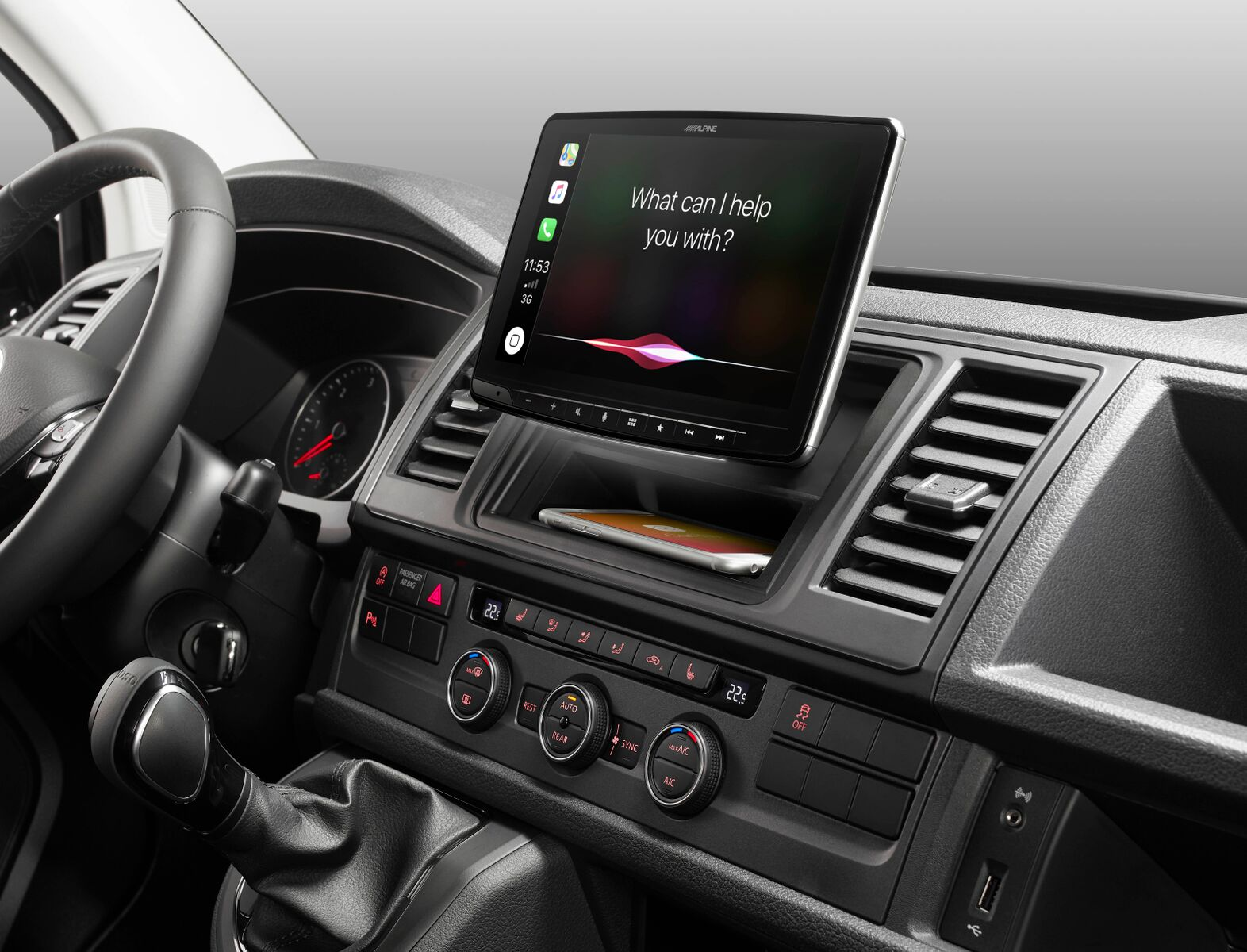 Alpine Ilx F903d Halo 9 Floating Head Unit All Audio