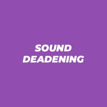 Sound Deadening