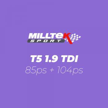 T5 1.9 TDI 85ps + 104ps