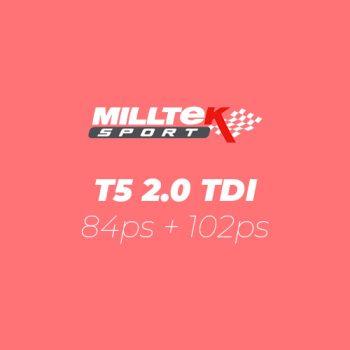 T5 2.0 TDI 84ps + 102ps
