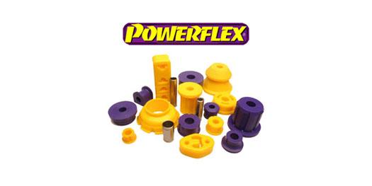 T5 / T6 Powerflex Bushes