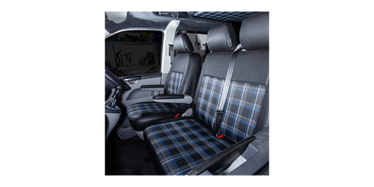 T5 / T6 Seat Covers