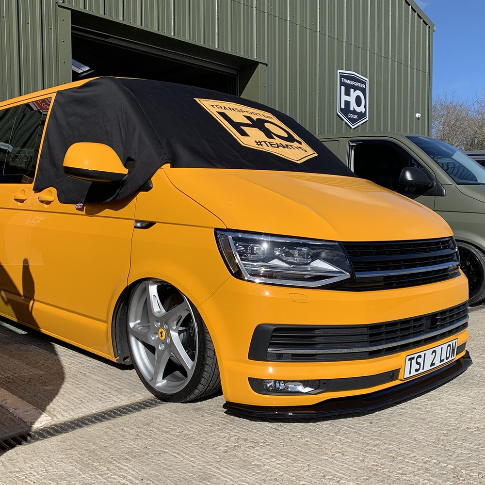 Fuel Lagoon T5 & T6 Screen Wrap with Transporter HQ Logo ...