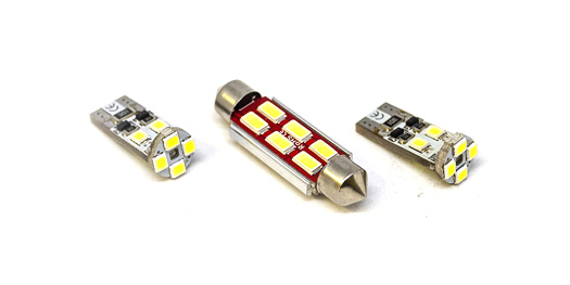 LED Light Upgrades