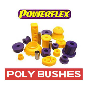 T5 / T6 Powerflex Bushes