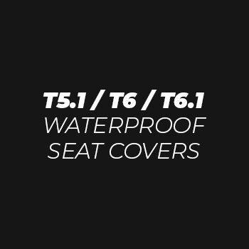 T5.1 / T6 / T6.1 (10-21) Waterproof Seat Covers